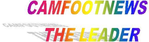 Le  football   Camerounais   Toutes  l'actualité endirect