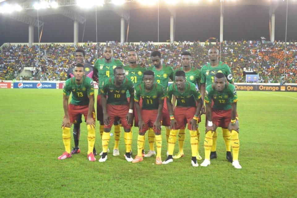 E-CDM2018 : Cam vs Niger ; Le onze des Lions Indomptables  du Cameroun !