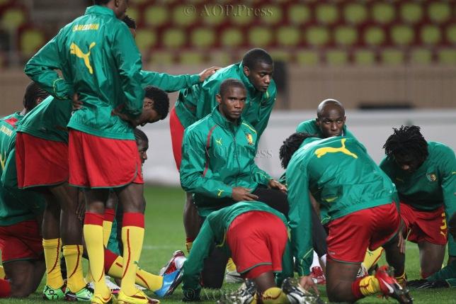 Cameroun-