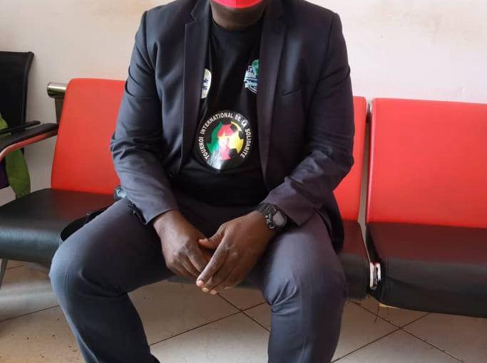 François Ngoumou Nouveau coach de AS FAP deYaoundé